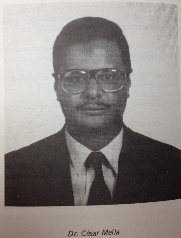Dr. Cesar Mella