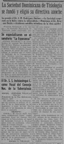fundacion sociedad de tisiologia 1945
