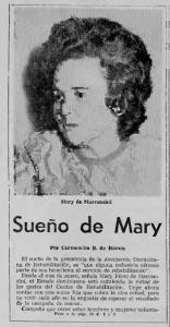 dona mary en 1973