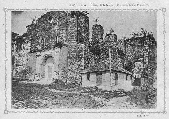 ruinas de san francisco en 1913